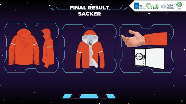 Mahasiswa ITS Bikin Jaket Pelacak untuk Pendaki yang Hilang di Gunung (858571)