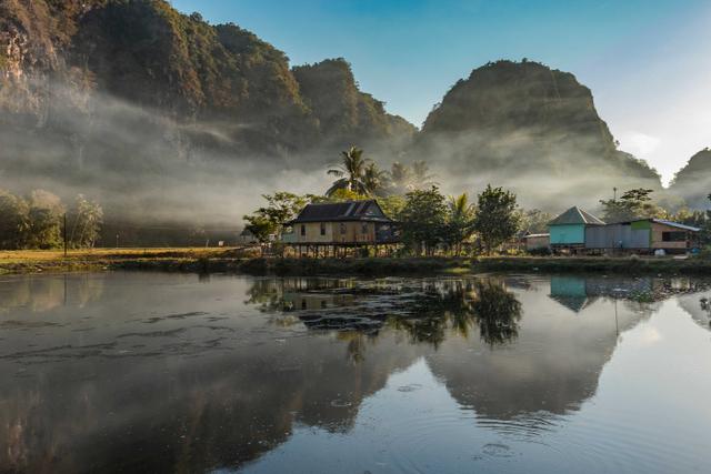 5 Film dengan Pemandangan Alam #DiIndonesiaAja yang Menakjubkan (42543)