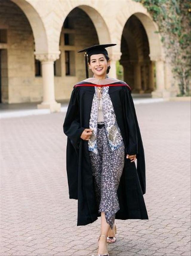 Dikenal Cerdas dan Banyak Prestasi, Maudy Ayunda Mengaku Juga Punya Rasa Malas (705941)