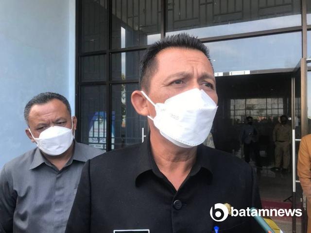 Gubernur Ansar Mau Berdayakan Pegawai Kecamatan Bantu Puskesmas Tangani Covid (742549)