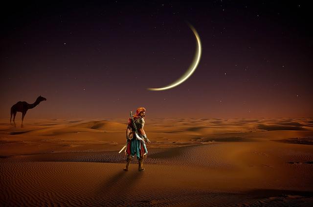 Kisah Umar bin Khattab, Sahabat Nabi yang Menjadi Khulafaur Rasyidin (80831)