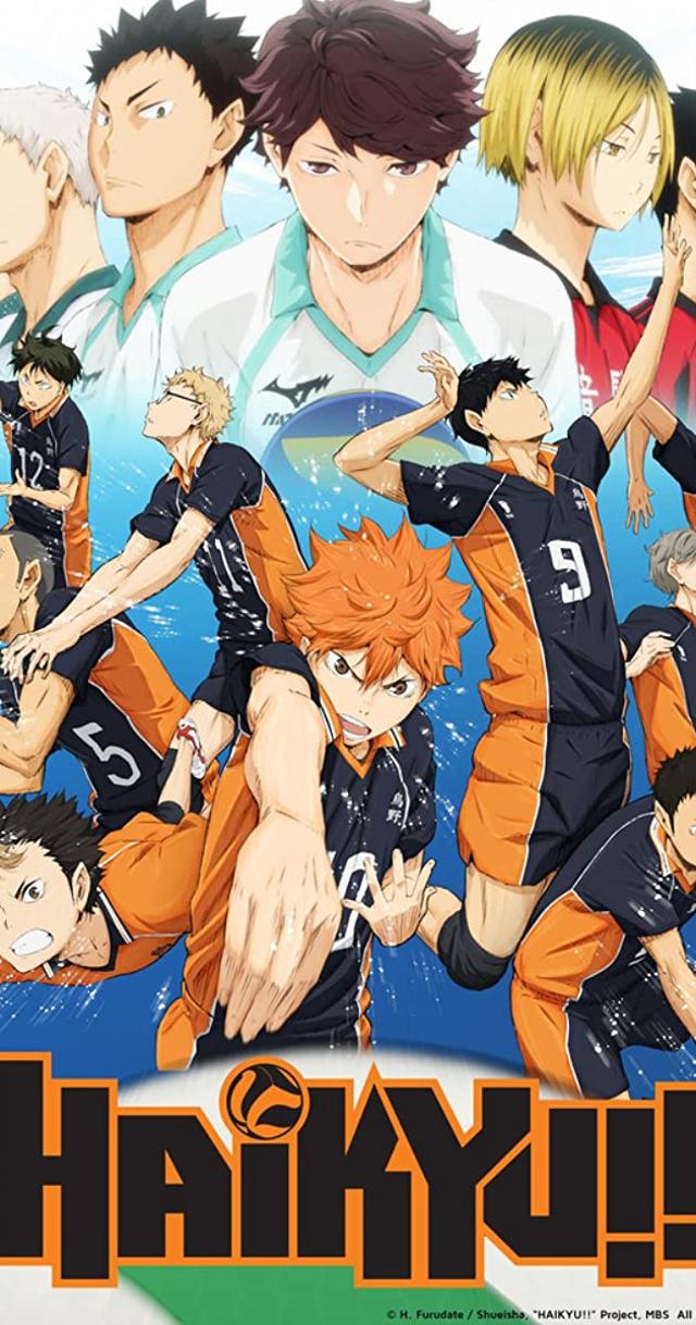 Heboh, Soundtrack Anime Haikyuu!! Diputar pada Pertandingan Voli Olimpiade 2020 (165796)