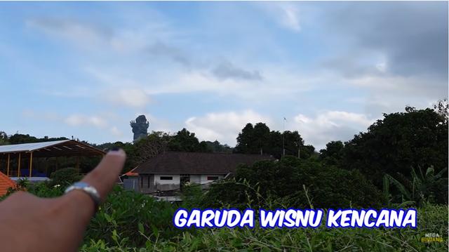 Melihat Vila Mewah Milik Ivan Gunawan di Bali, Pemandangan Langsung ke Arah GWK (156505)