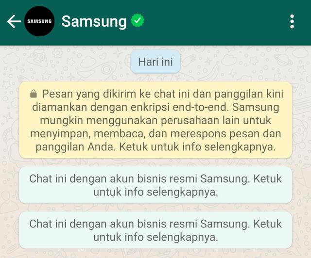 Cek Garansi Samsung Lewat Situs dan Contact Center (1028862)