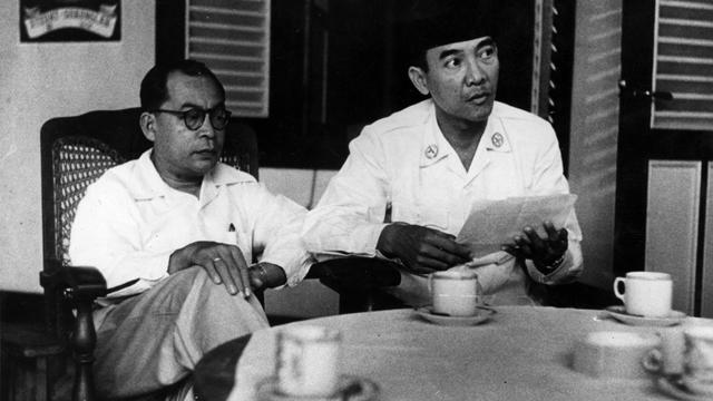 Sukarno-Hatta: Bersanding di Pecahan Rp 100 Ribu, tapi Sempat Berkonflik (51416)