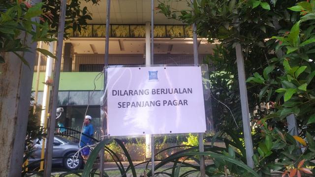 Viral Pasien Isoman di Hotel Daan Mogot Beli Bakso Keliling (56081)