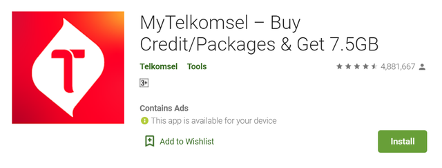 Cek Masa Tenggang Telkomsel Lewat USSD dan Aplikasi (161107)