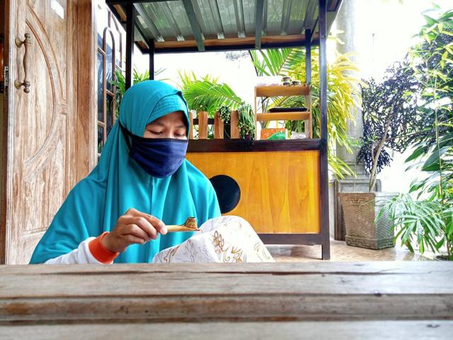 Kampung Botol Punya Batik? (852257)