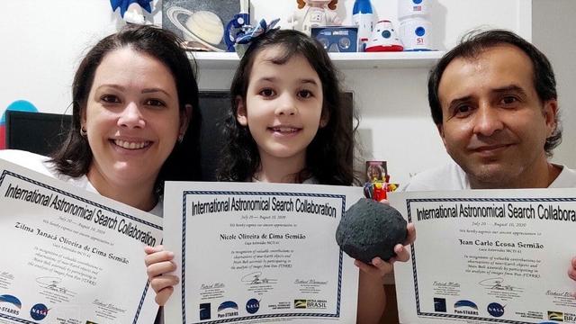 Bocah 7 Tahun Jadi Astronom Termuda, Berhasil Temukan 7 Asteroid untuk NASA (62839)