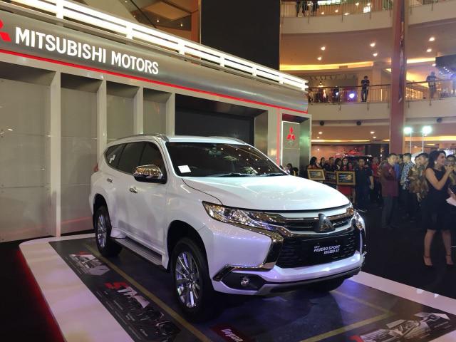 Mitsubishi Pajero Sport Bekas Tahun Muda Menggiurkan, Bisa Ditebus Rp 260 Jutaan (169198)