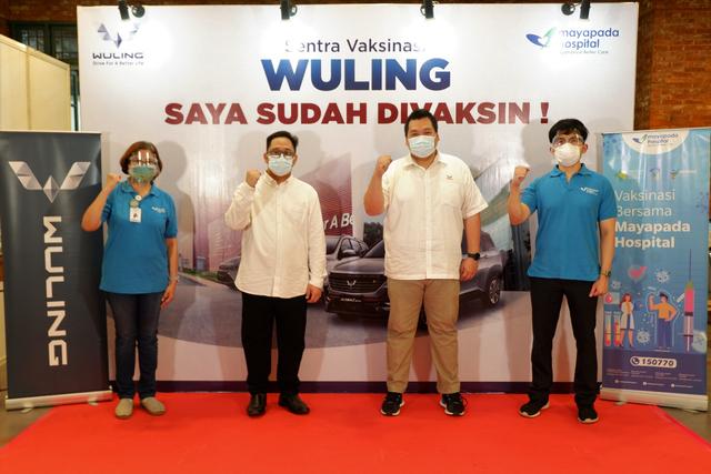 Wuling Indonesia Sediakan Vaksin Gratis untuk Umum, Catat Jadwal dan Lokasinya (401078)