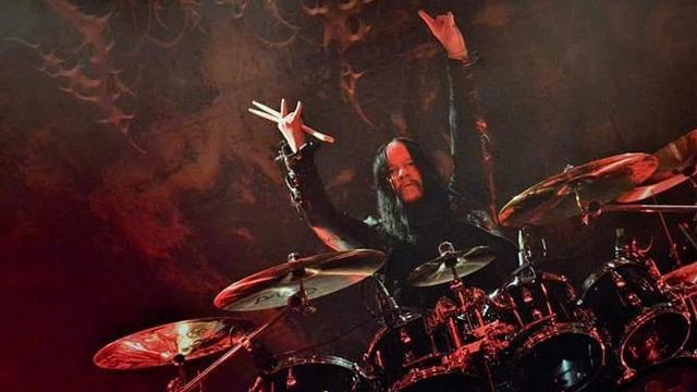Mantan Drummer Slipknot Joey Jordison Meninggal, Dunia Musik Berduka (119619)