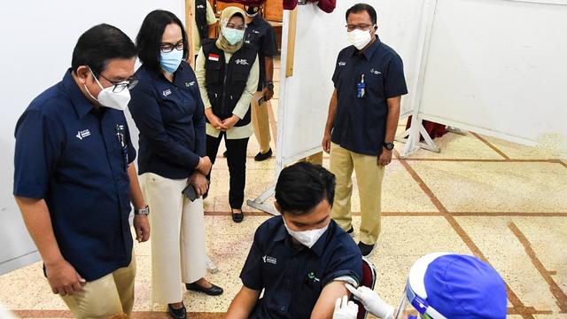 Petrokimia Gresik Gelar Vaksinasi Gotong Royong untuk 3.179 Peserta (39488)