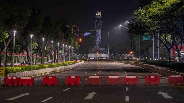 Crowd Free Night di Jakarta Akan Berlaku di Sudirman hingga Kemang (42841)