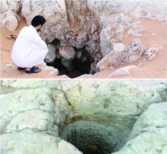 Mengintip Sumur-Sumur Kuno Peninggalan Nabi Sulaiman yang Dibuat Pasukan Jin (2)