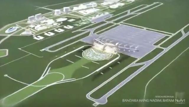 BUMN Ini Garap Bandara Hang Nadim Batam, Bisa Cuan Rp 523 M (21780)