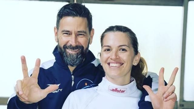 Kisah Romantis Atlet Argentina yang Dilamar Pelatih Usai Kalah di Olimpiade 2020 (163593)