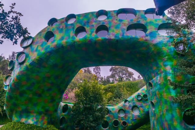 Menilik Quetzalcoatl`s Nest, 'Sarang Ular' yang Jadi Tempat Menginap Dua Lipa (634560)