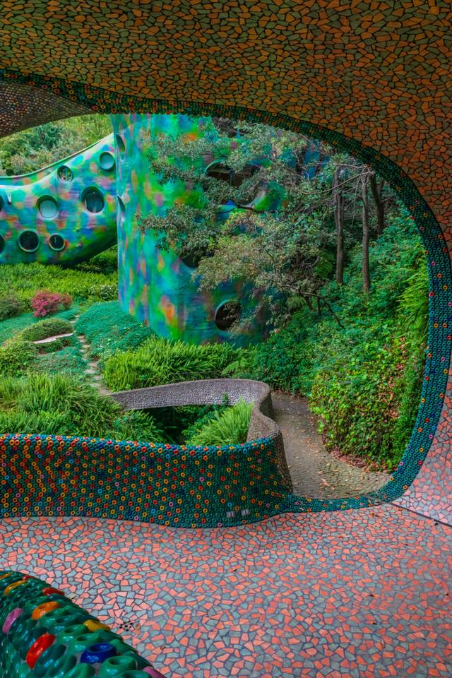 Menilik Quetzalcoatl`s Nest, 'Sarang Ular' yang Jadi Tempat Menginap Dua Lipa (634559)