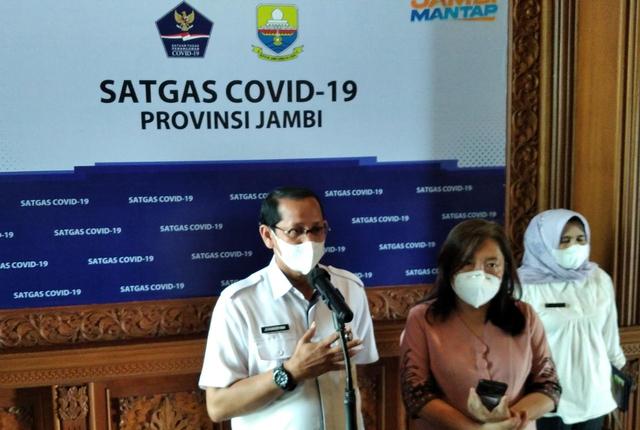 Varian Delta Plus Terdeteksi di Jambi, Pemerintah Optimalkan RS Rujukan (342784)
