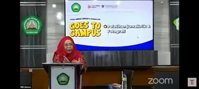 Penutupan Tugu Media X Paragon Goes To Campus, FEB Unisma Asah Soft Skill (967419)