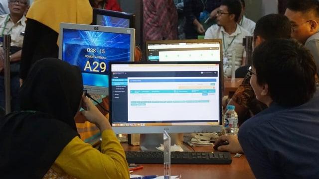 Pelaku Usaha di Aceh Diminta Segera Penuhi Komitmen Perizinan Berusaha Lewat OSS (331397)