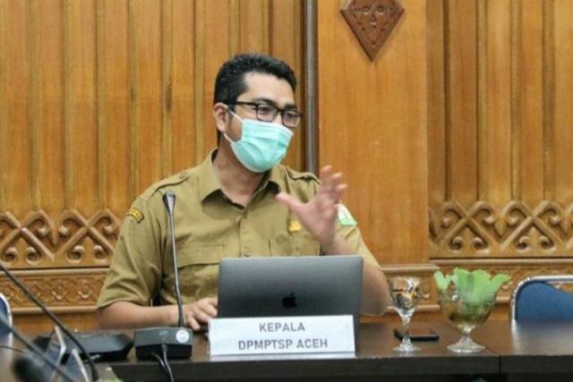 Pelaku Usaha di Aceh Diminta Segera Penuhi Komitmen Perizinan Berusaha Lewat OSS (331396)