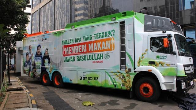 Humanity Rice Truck ACT 2.0 Siap Hadir Memberikan Beras Terbaik untuk Warga (154590)