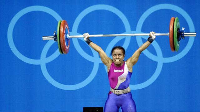 Mantapnya Konsistensi Angkat Besi Beri Medali untuk RI di Olimpiade (71409)