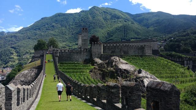 Melihat Keindahan Ticino, Swiss Rasa Italia (668680)