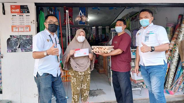 BNI Wilayah 11 Manado Salurkan Bansos Pemerintah di Masa PPKM Lewat Agen46 (74)