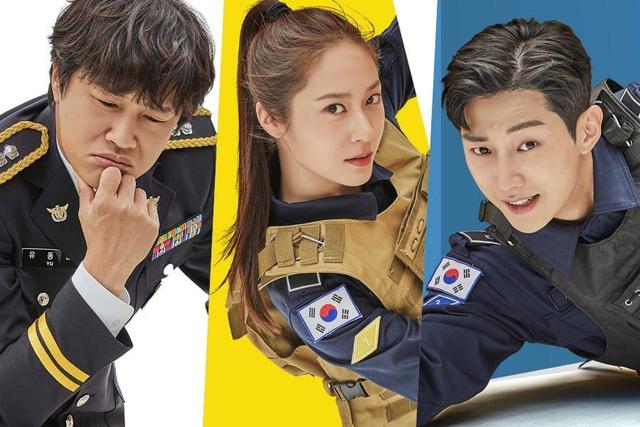 Pemain Police University, Ini 3 Pemeran yang Mencuri Perhatian (121476)