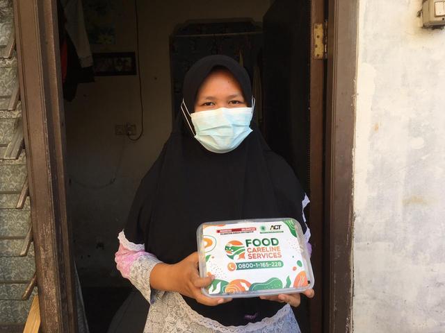 Peluncuran Food Careline Services  Bantu Sejahterakan Masyarakat Saat Pandemi (878382)