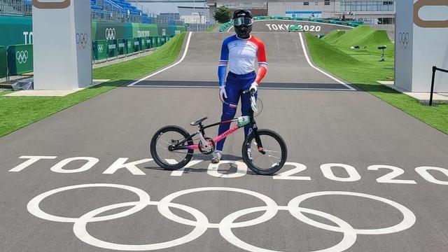 Profil Thrill Bicycle, Sepeda Buatan Lokal yang Digunakan di Olimpiade Tokyo  (24252)
