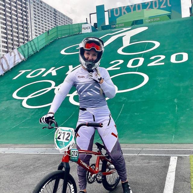 Profil Thrill Bicycle, Sepeda Buatan Lokal yang Digunakan di Olimpiade Tokyo  (24253)