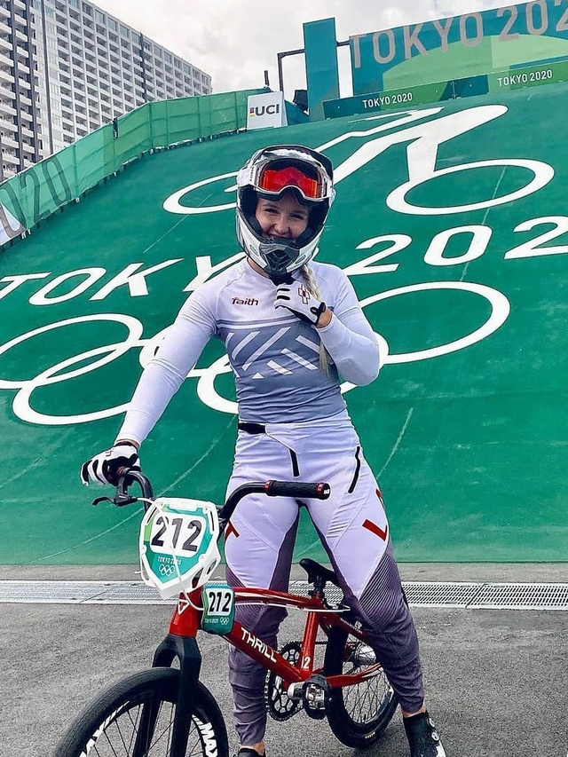 Sepeda Buatan Gresik Dipakai Atlet Prancis dan Latvia di Olimpiade Tokyo (69837)