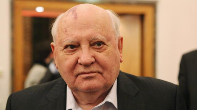 Otak Kudeta Gagal ke Pemimpin Uni Soviet, Mikhail Gorbachev, Meninggal Dunia (51705)