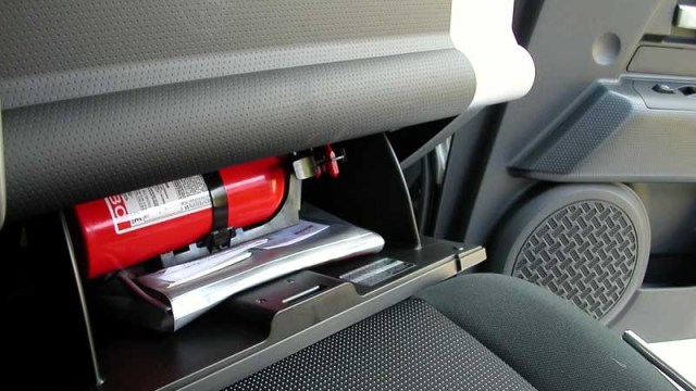 Jenis APAR untuk Mobil dan Cara Menggunakannya (904753)