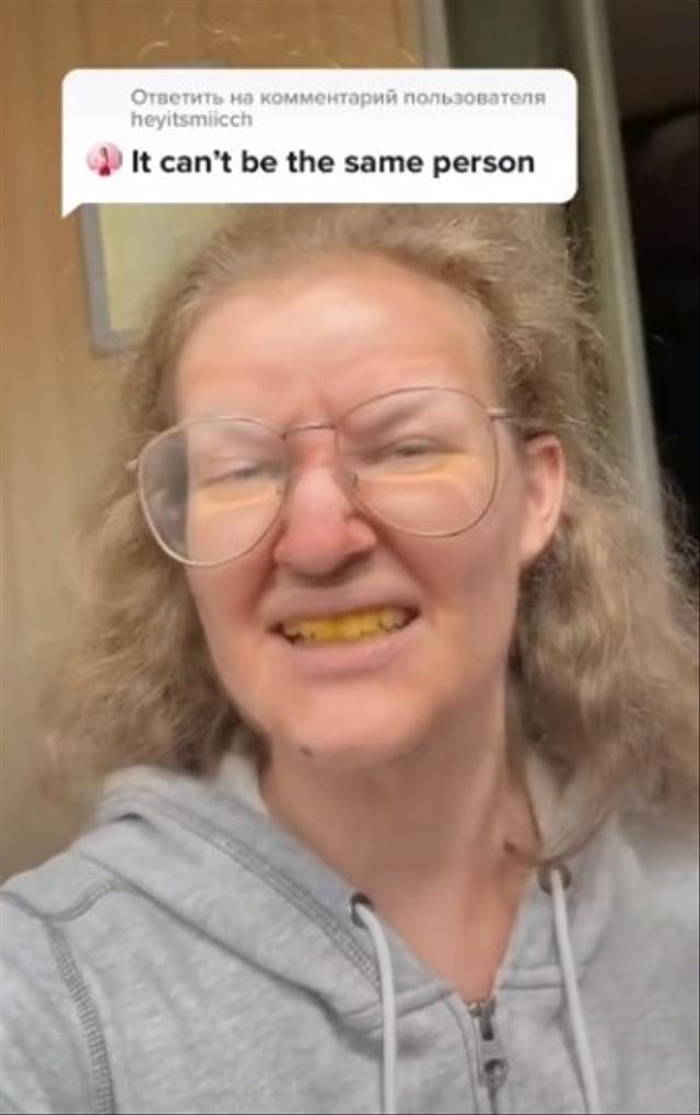 Wow, Wajah Wanita Ini Beda Banget usai Pakai Makeup Sampai Orang Tak Percaya (23088)