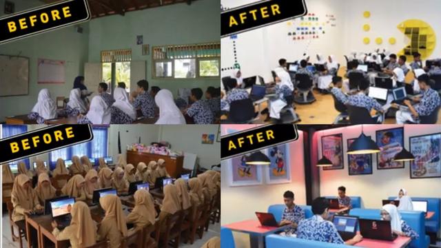 Siswa SMK Binaan Djarum Foundation Betah di Sekolah, Baru Pulang kalau 'Diusir' (661425)