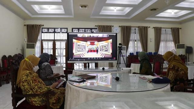 Bojonegoro Raih Penghargaan Kabupaten Layak Anak Predikat Madya (236381)
