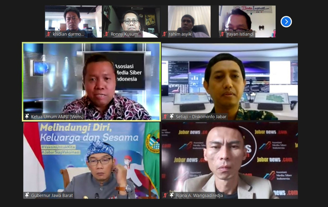 Ridwan Kamil Ajak Media Berperan Hapus Label Netizen Indonesia Paling Kasar (623643)