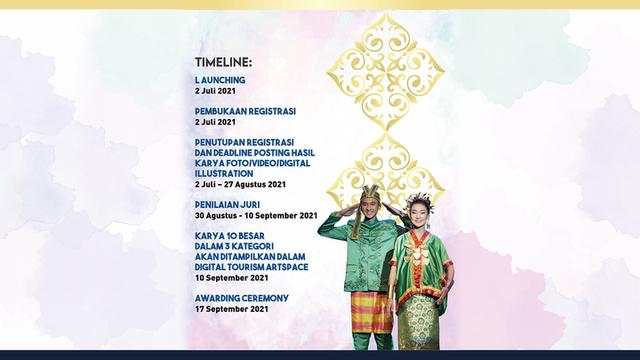 Kemenparekraf Ajak Masyarakat Pulihkan Pariwisata Indonesia lewat Konten Kreatif (424419)