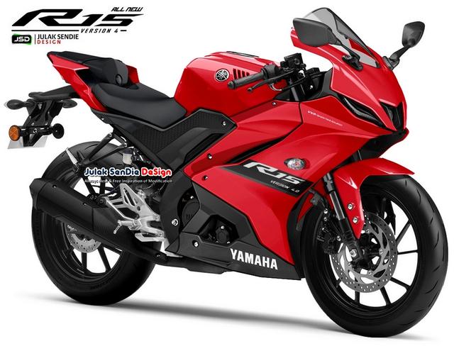 Proyeksi Tampang Baru Yamaha R15, Kapan Rilis ke Indonesia? (239409)