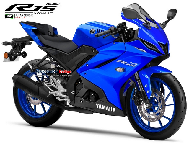 Proyeksi Tampang Baru Yamaha R15, Kapan Rilis ke Indonesia? (239408)