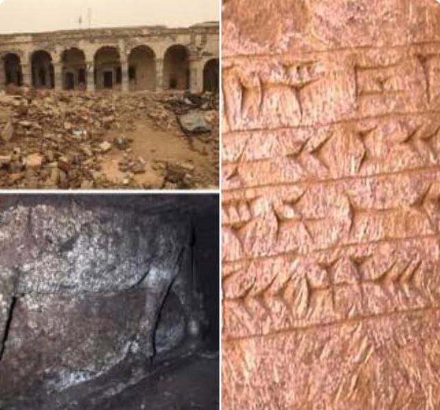 Temuan Istana Kuno di Bawah Makam Nabi Yunus dan Fakta Sejarah di Baliknya (472706)