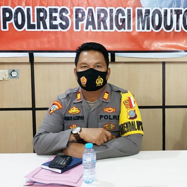 Polisi Dalami Kasus Jemput Paksa Jenazah COVID-19 di Parigi Moutong, Sulteng (226432)