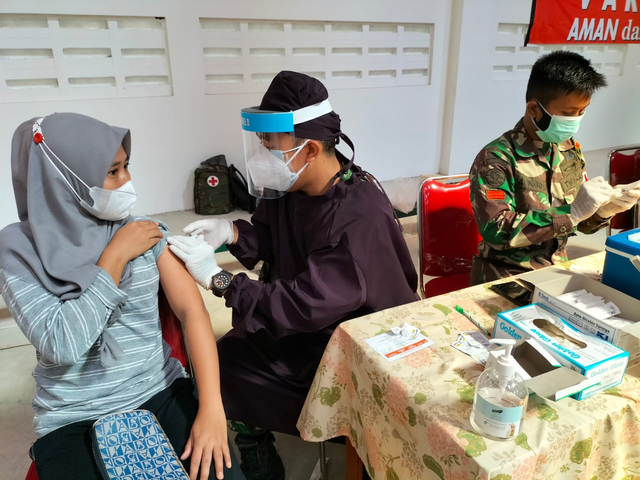 DPRD Kota Cirebon Minta Proses Vaksinasi Lebih Tertib (151954)