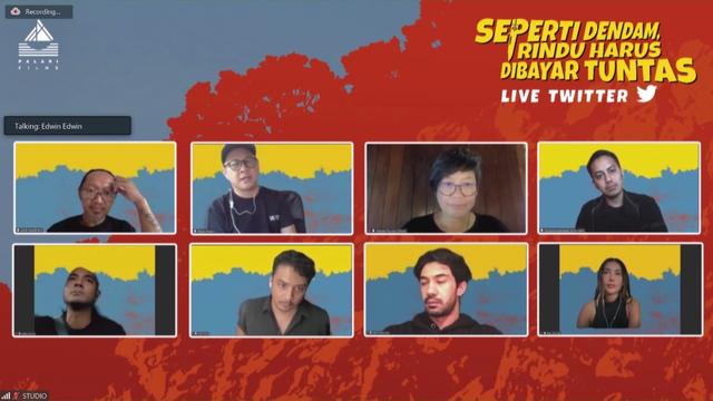 Film Seperti Dendam, Rindu Harus Dibayar Tuntas Tayang di Festival Internasional (741327)