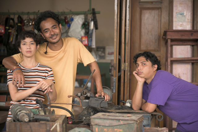 Film Seperti Dendam, Rindu Harus Dibayar Tuntas Tayang di Festival Internasional (741326)